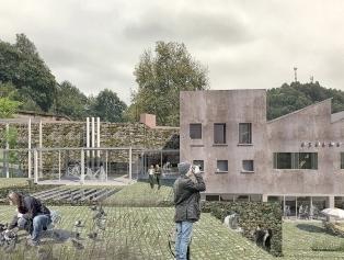 Üzülmez Kültür Vadisi Koruma Alanında Ulusal Mimarlık Ödülünü Kazandı Galeri