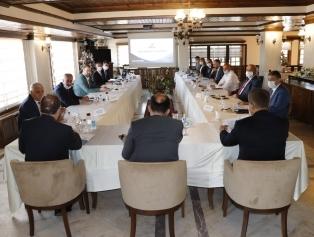 BAKKA Yönetim Kurulu Toplantısı Karabük'te yapıldı Galeri