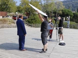 BAKKA Projeleri TRT Haber'de Yayınlanacak Galeri